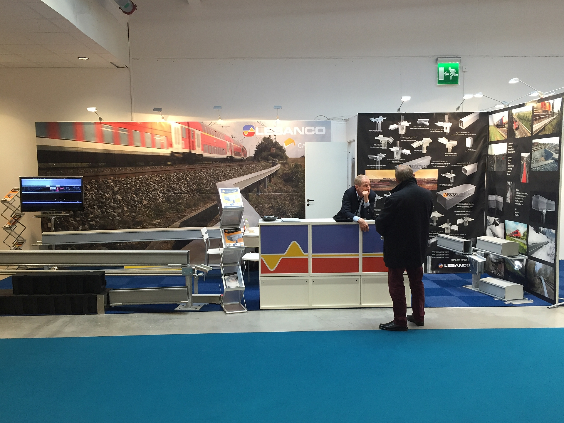 We wil be back at Nordic Rail 2017