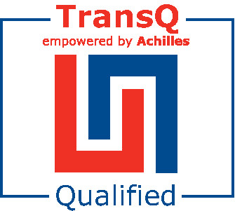 transq supplier logo stamp