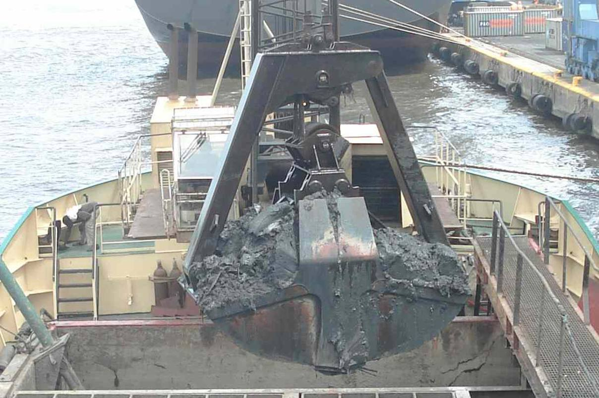 Mechanical Dredging Clamshell Grab