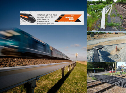 Meet us at Nordic Rail 2017